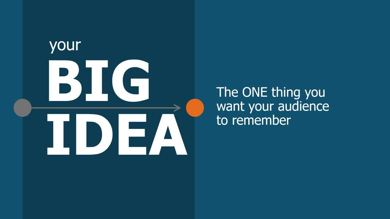 BIG Idea Video