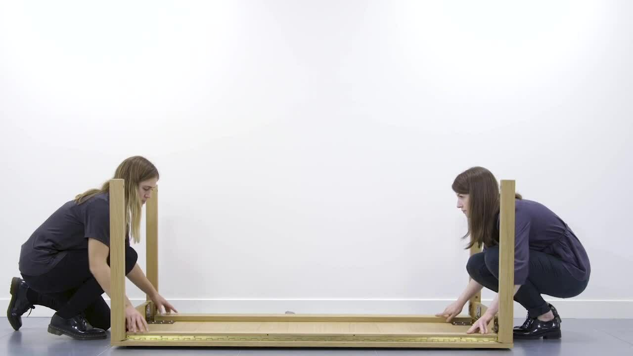 Luke Hughes - Folding Table - Short Video V1
