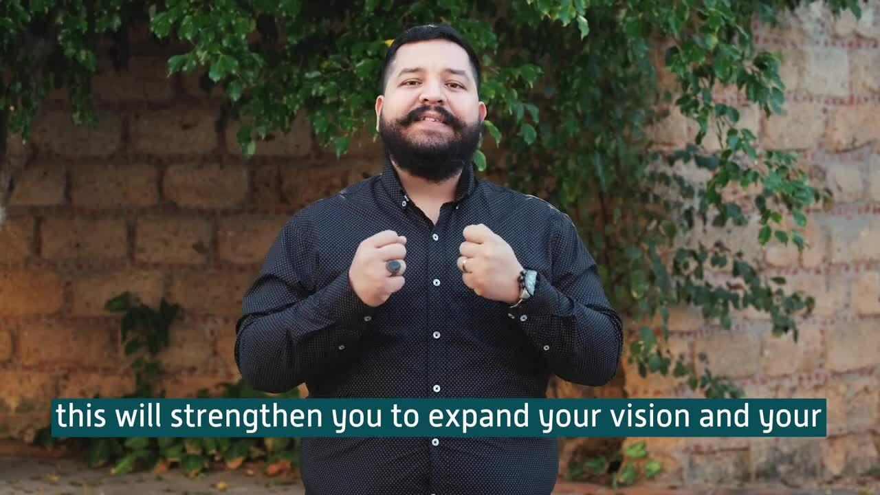 Transformational Business Seminar - Email Video (English)