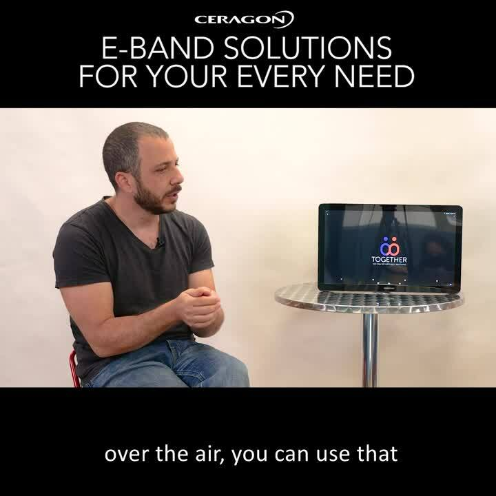 E-band solutions video