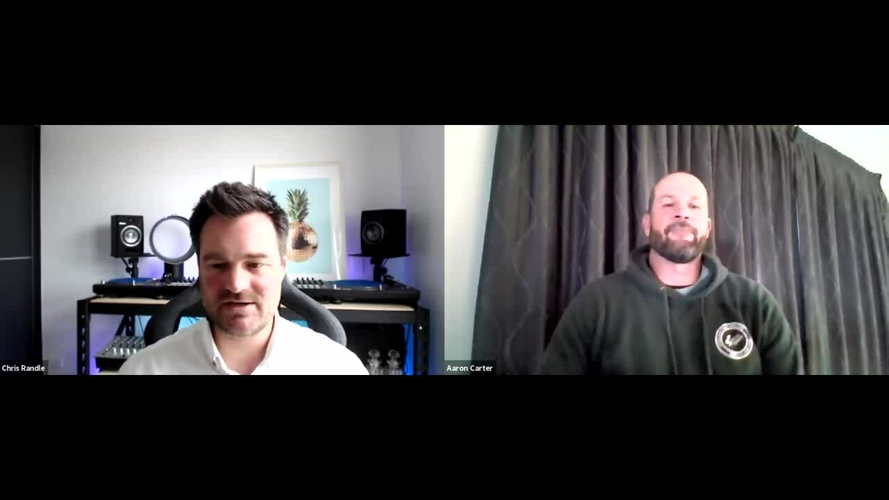 Event Transformation - Defining your why with Aaron Carter