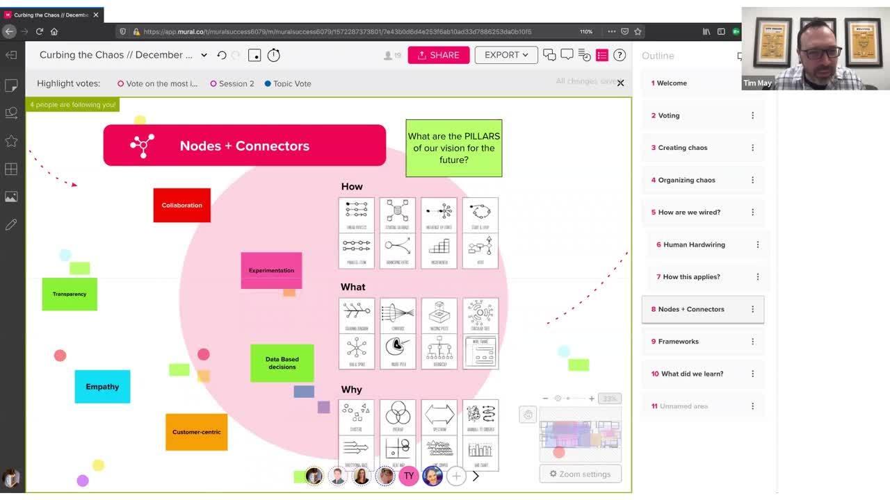 MURAL webinar XPLANE curb the chaos