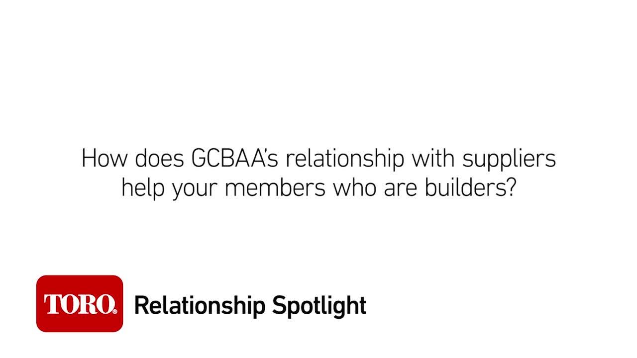 Relationship Spotlight: Supplier Relationships