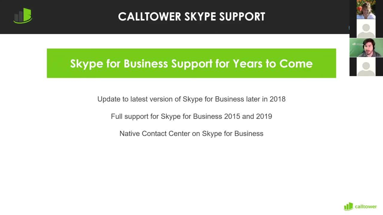 Why Choose CallTower for Microsoft Teams?