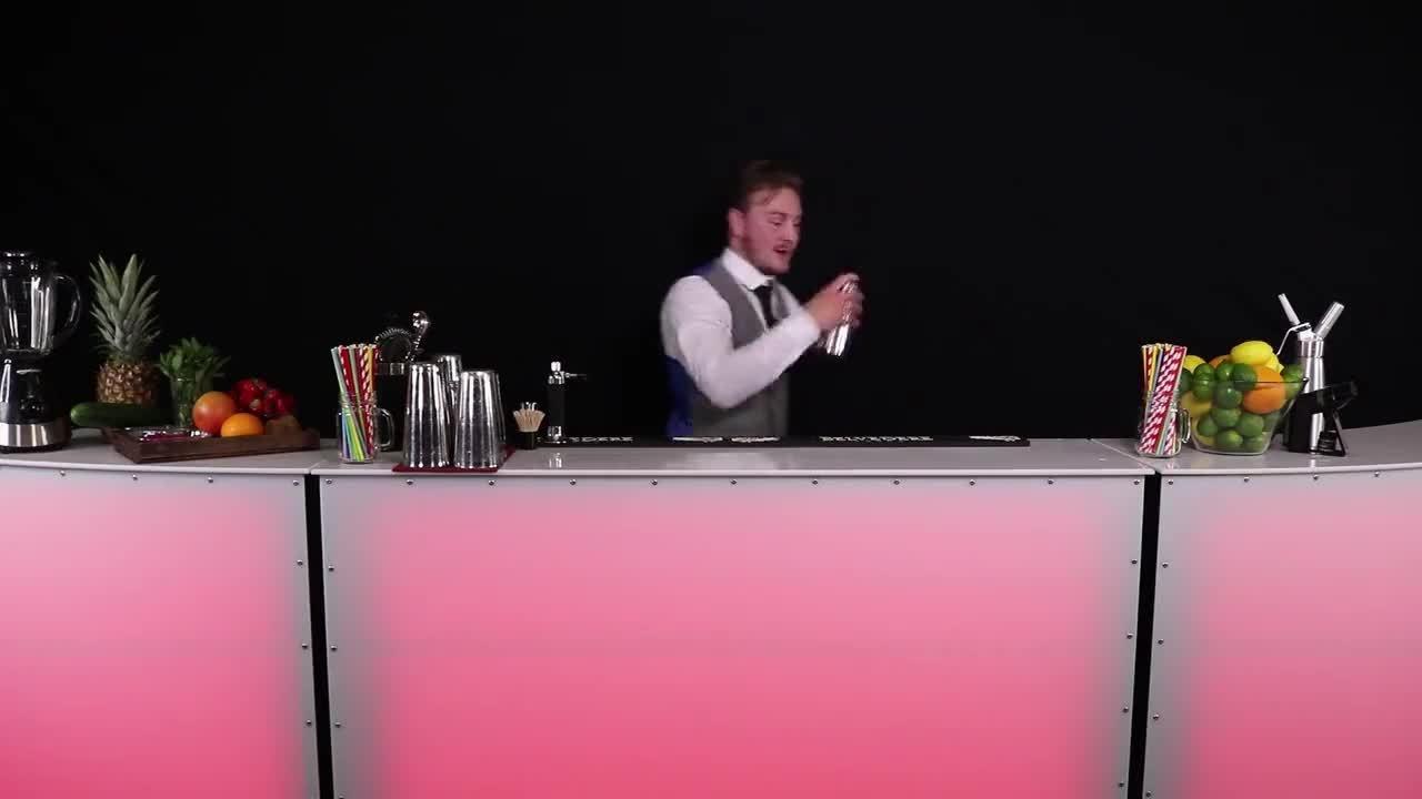 Flair Bartender Hero Video CMP