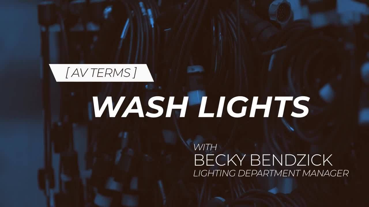Wash Light