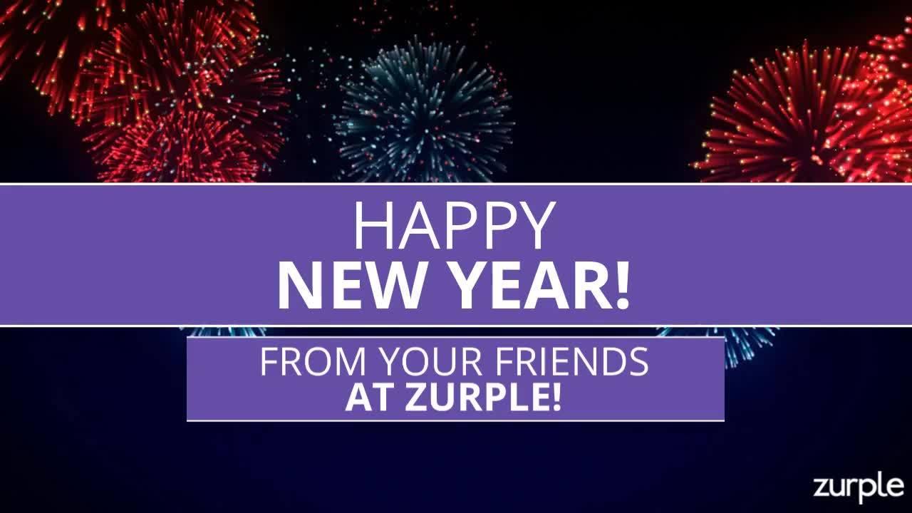 Happy New Year - Zurple
