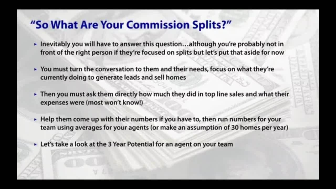 REBS Blog 04 2018 10 Commission Splits That Won't Split Your Business Snippet 2