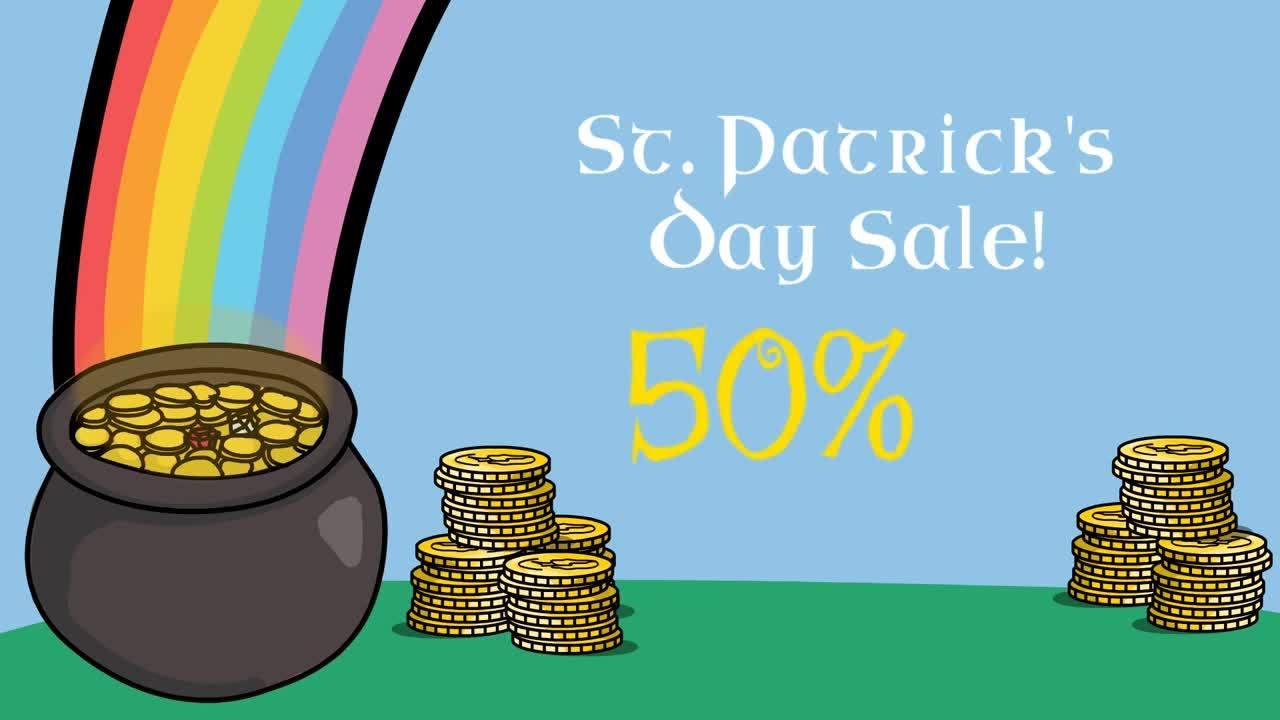 St Patricks Sale (1)