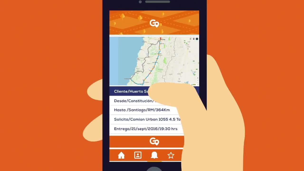 CamionGo Version Web