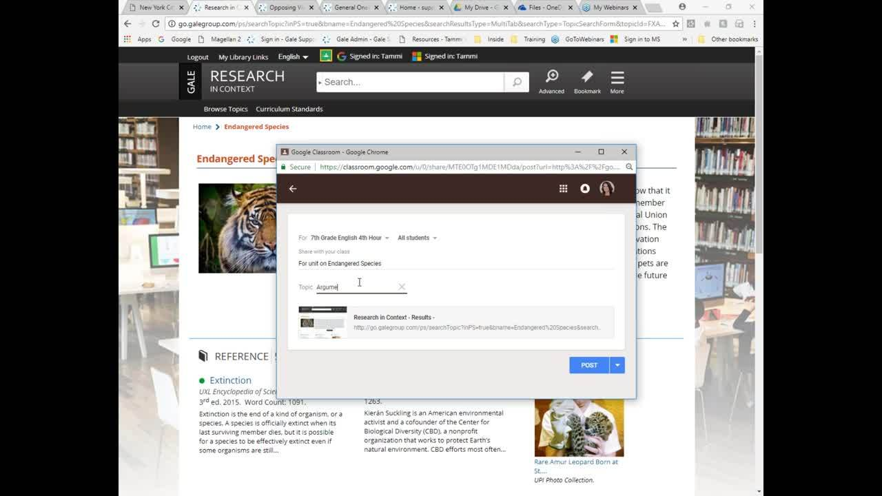 For NOVELNY: Put Google and Microsoft Tools to Work in Your NOVELNY/Gale Resources Thumbnail
