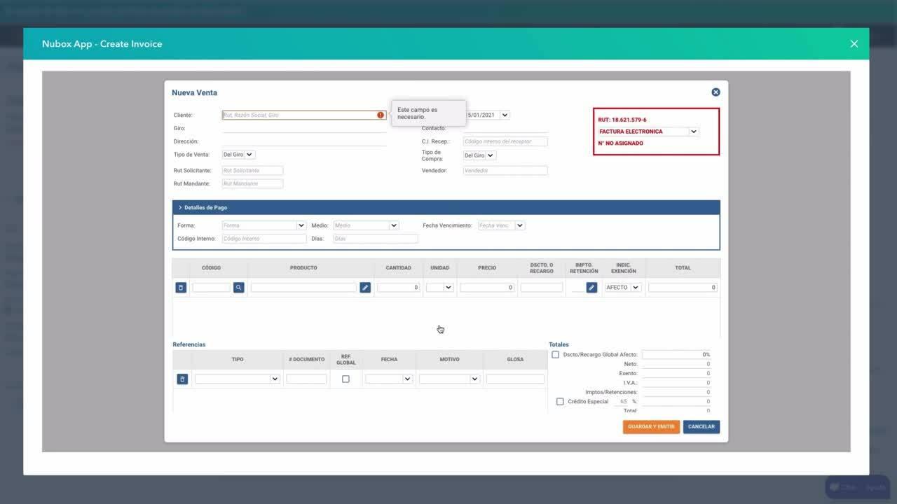 Nubox - Integración con HubSpot