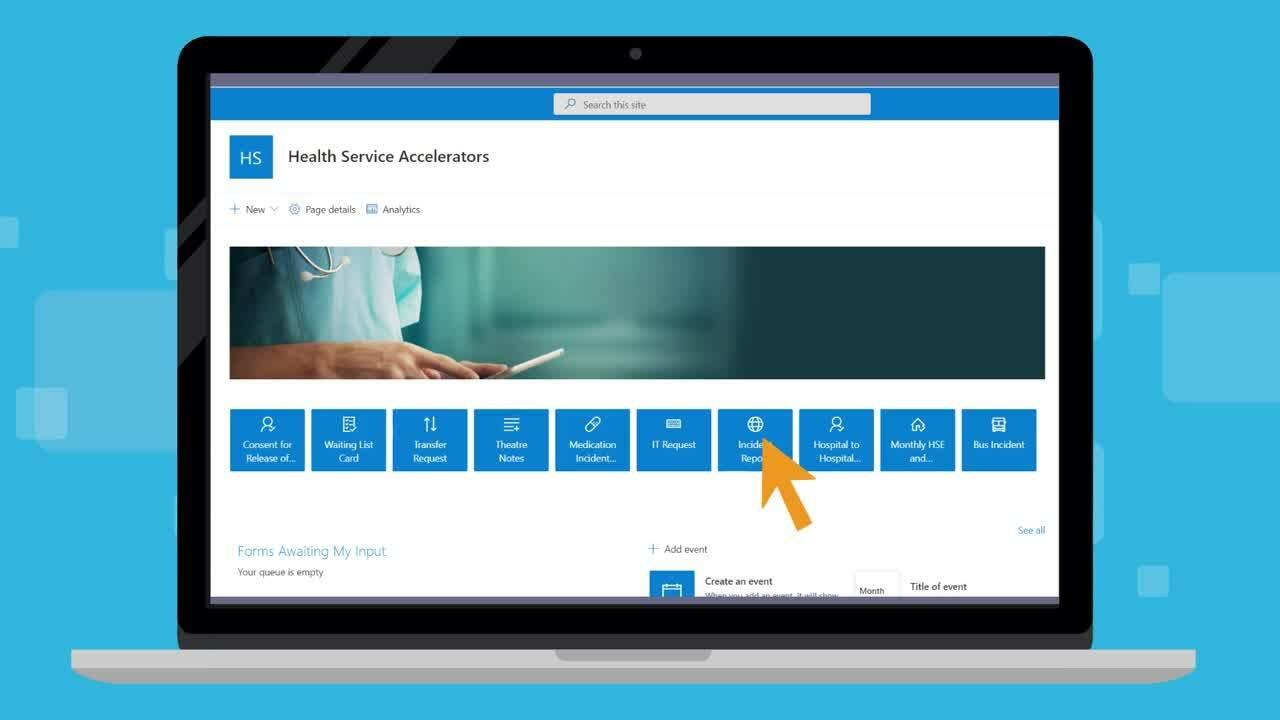 Final Healthcare Process Accelerator Video