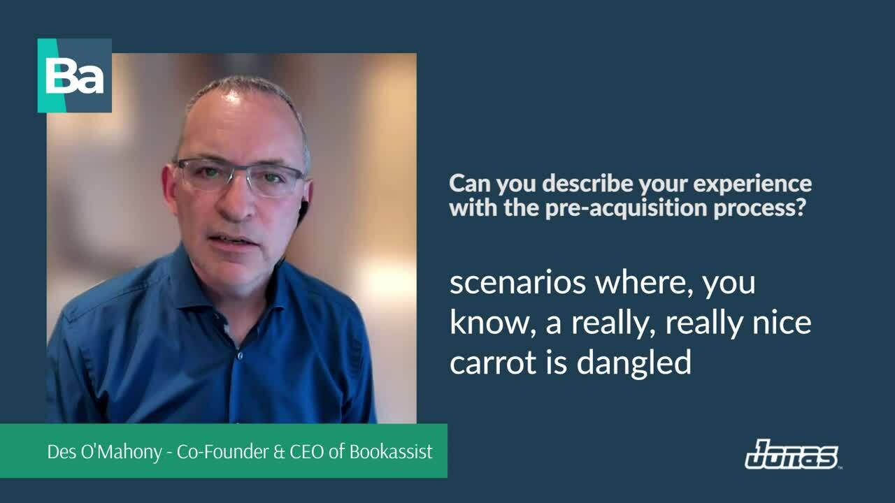 Bookassist_Owner Case Study video
