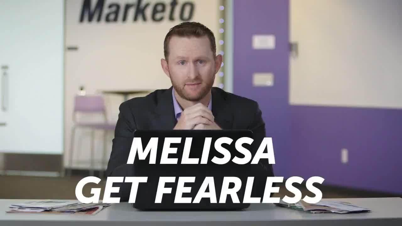 Marketo personalized video still