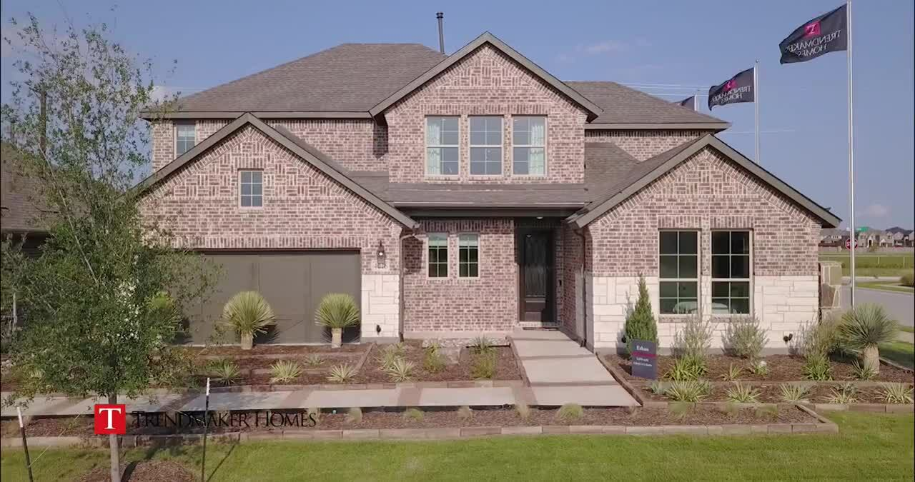 Ethan Model Home | Creeks of Legacy