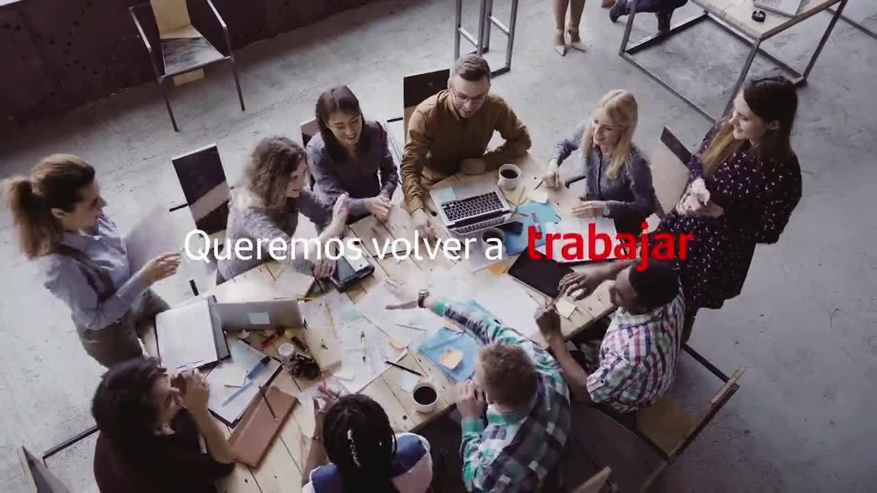 Publicidad-BancoSantander-Queremosvolveraestarjuntos