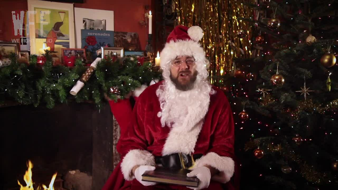 Twelve Frauds of Christmas Day 1 with intro