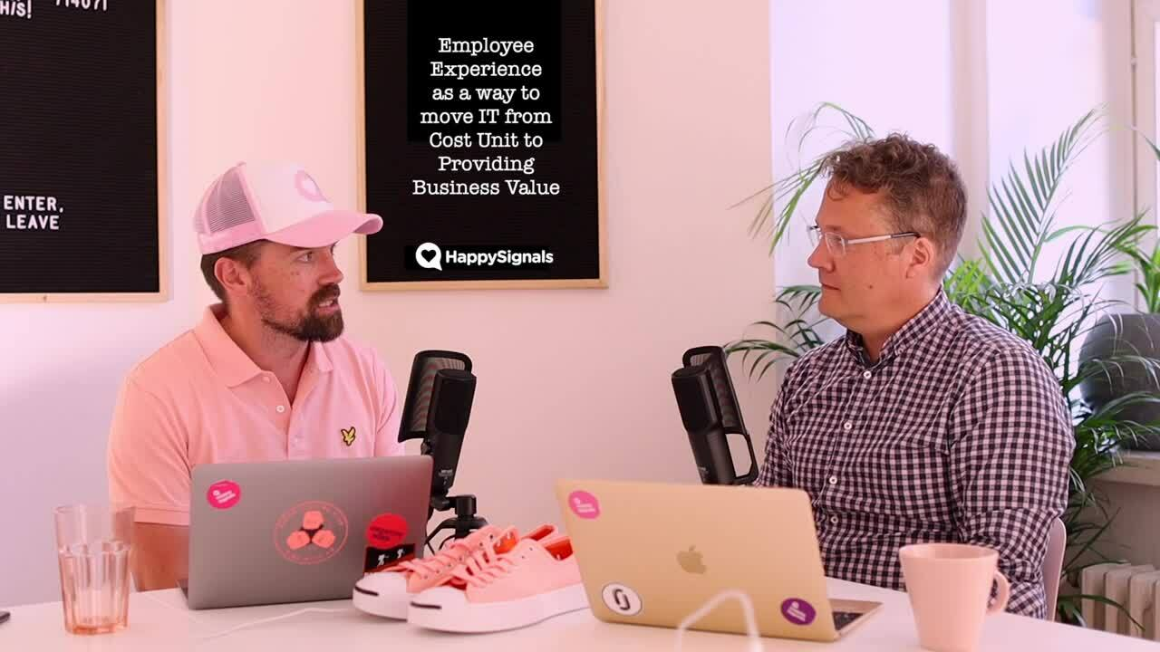 EP19-What is the value of employee experience?