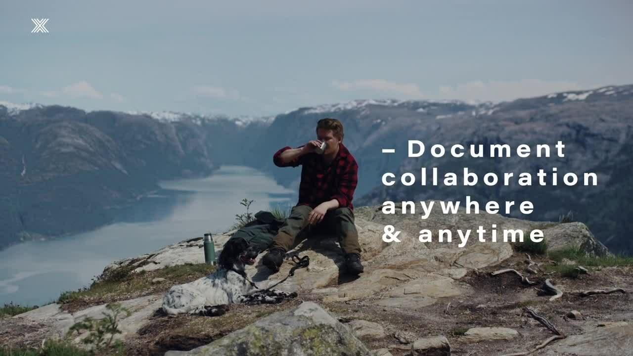 Xait 21st Century Collaboration HD 1080p