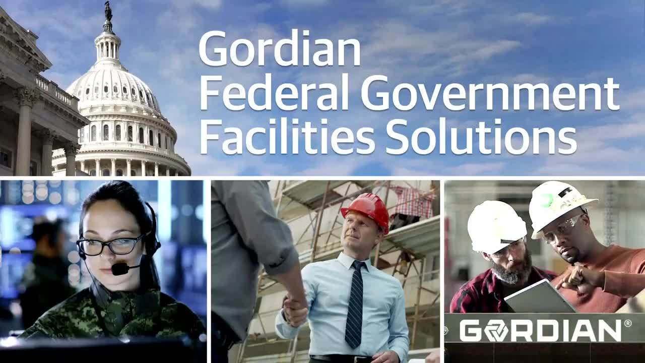 Gordian Federal Government Facilities Solutions