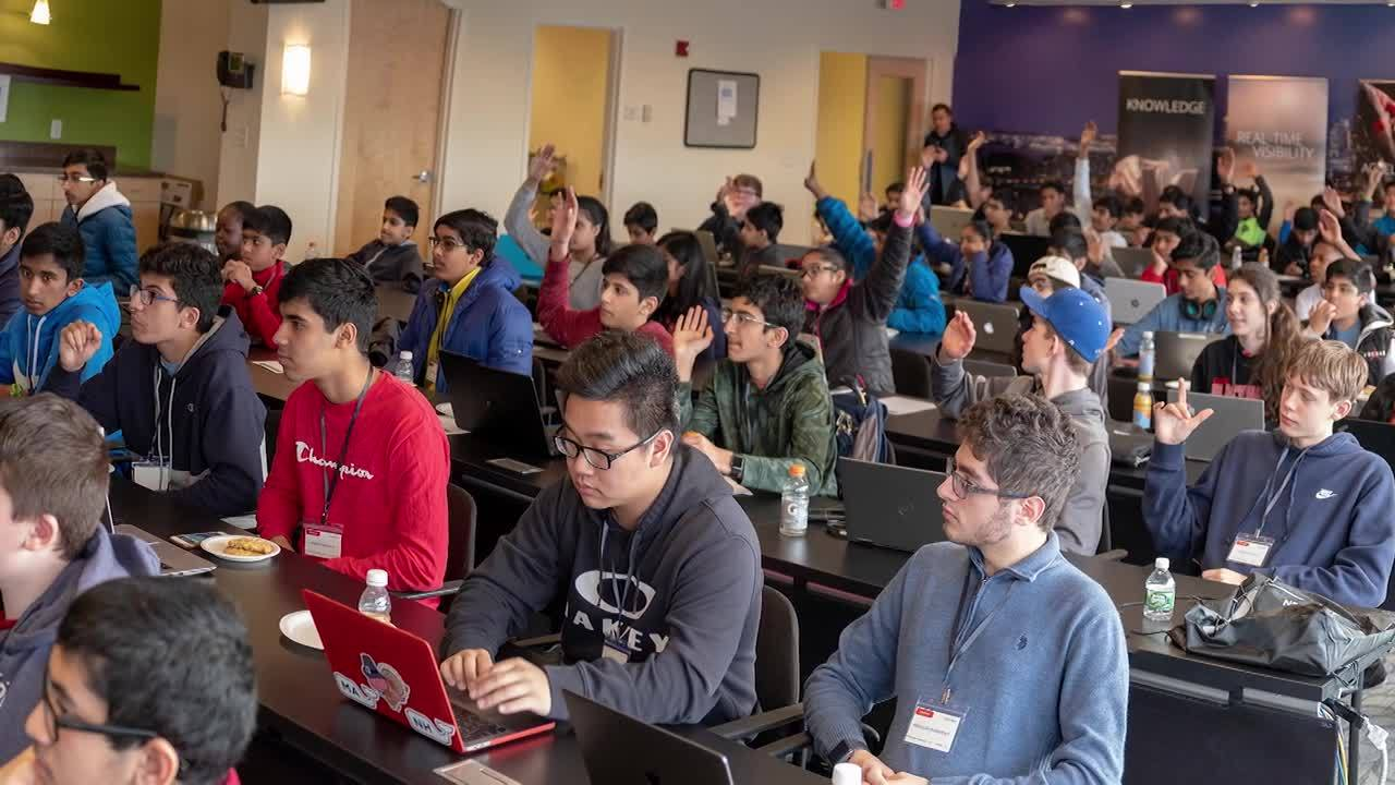 NETSCOUT's Coast-to-Coast Hackathon Event   Heart of Giving