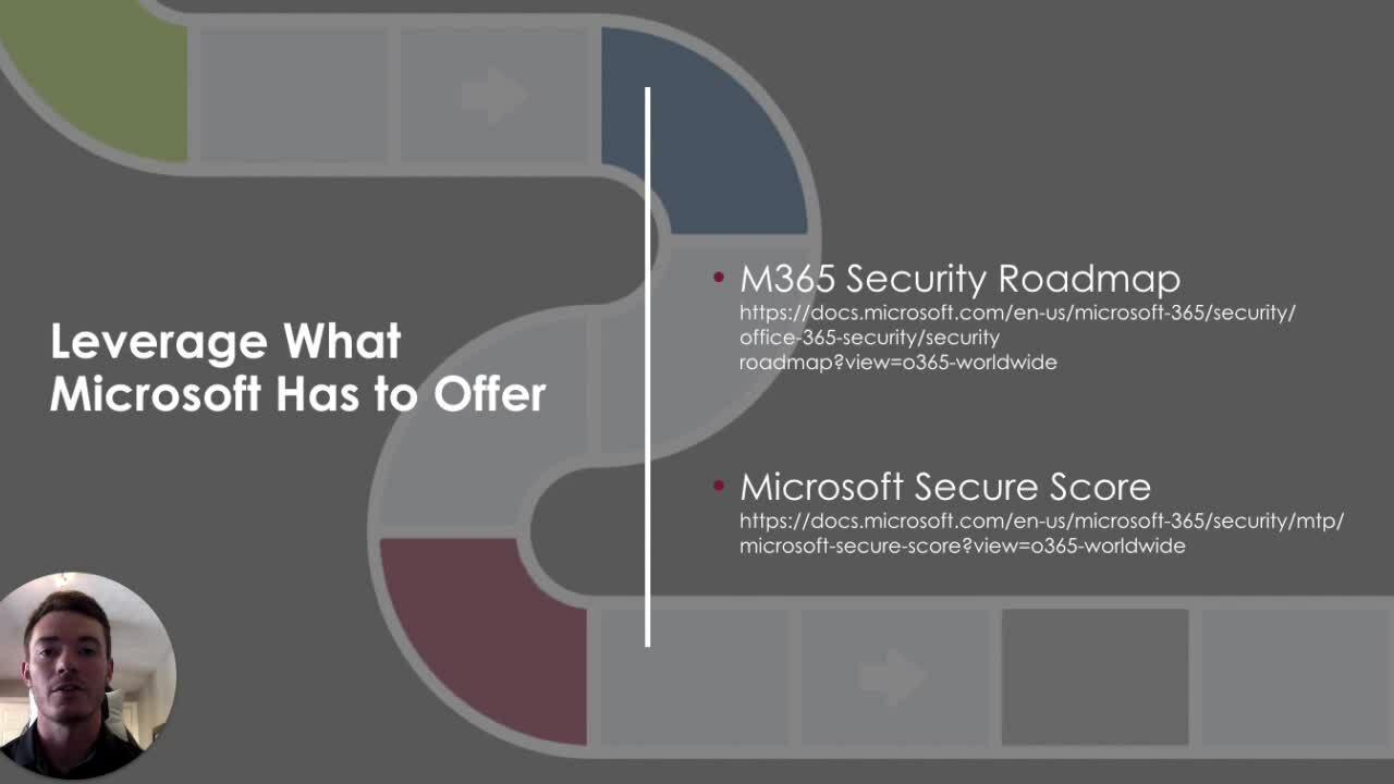 Best Practices Securing Microsoft 365