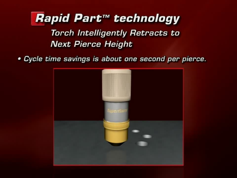 Rapid Part Technology: Step-by-step Process Animation