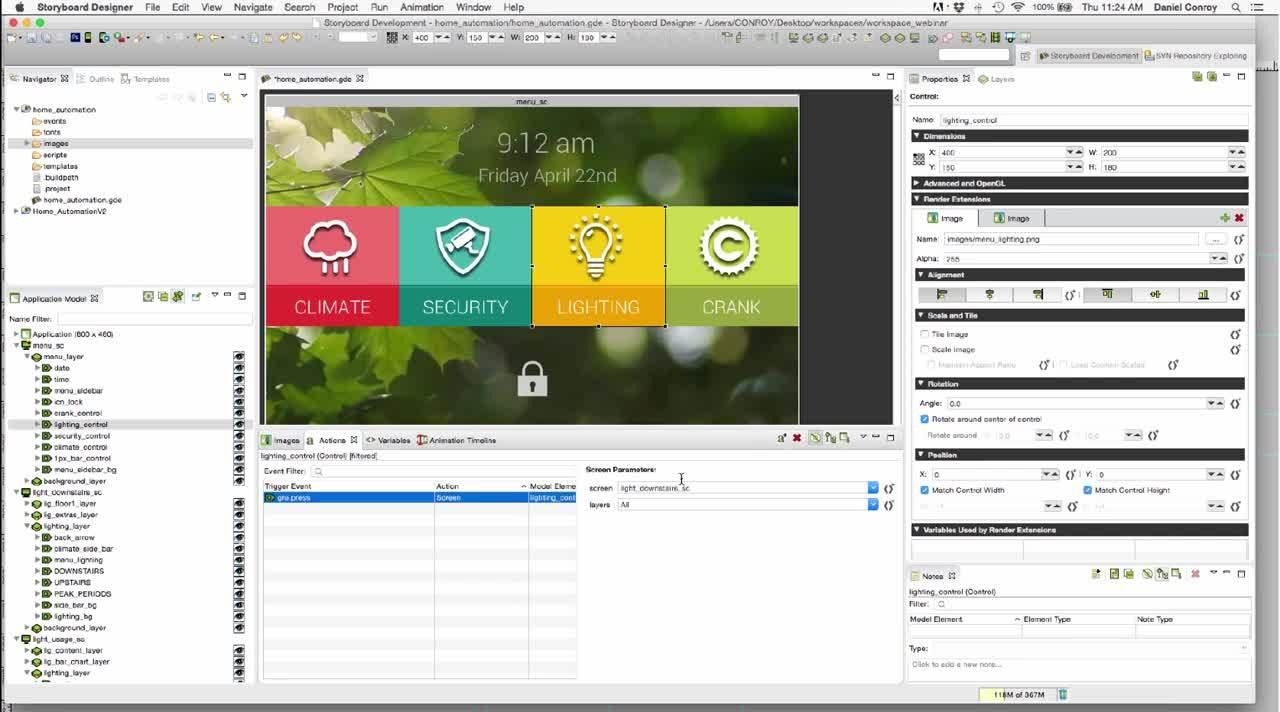 Webinar Give Designers Control. Build Better UIs