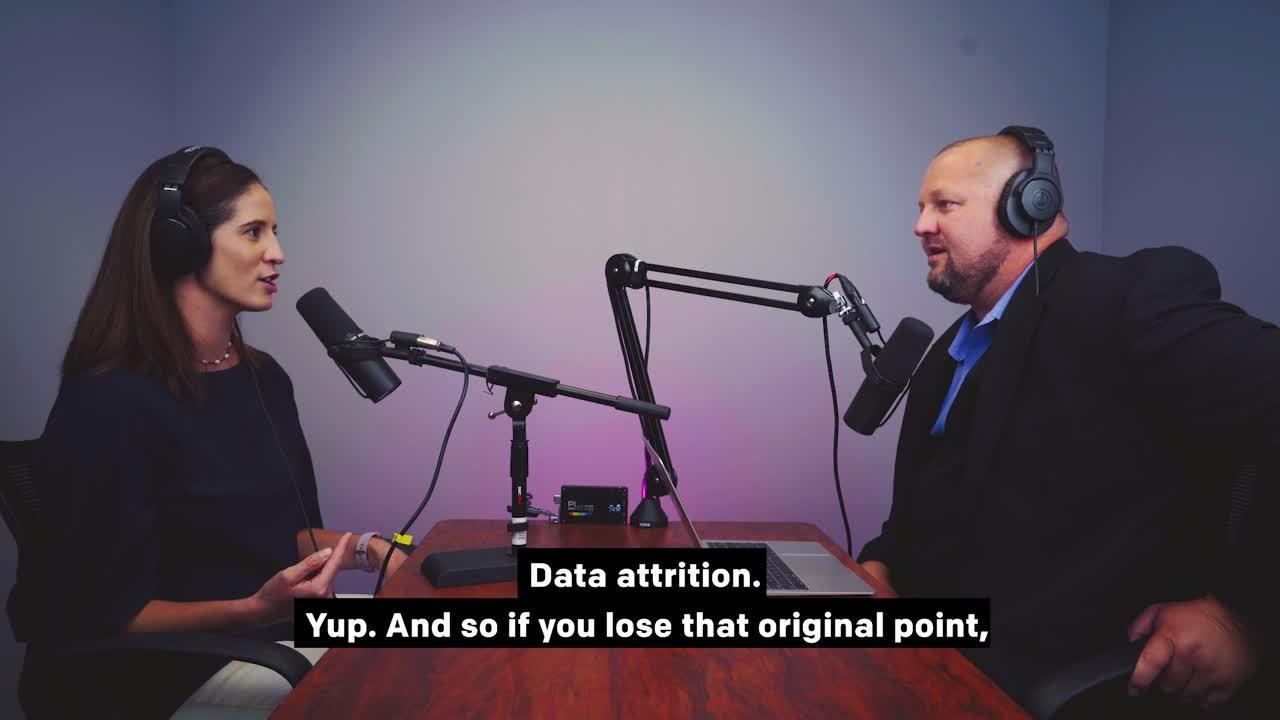 TalkDataToMe -- Brooke Bartos Talks Marketing Ops with James Buckley