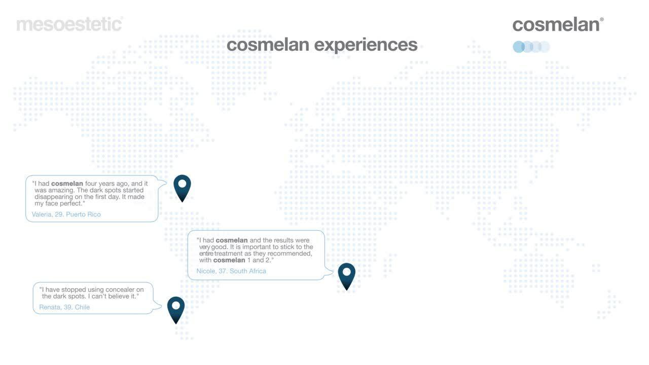 Cosmelan 03 Mini Advertising ENG