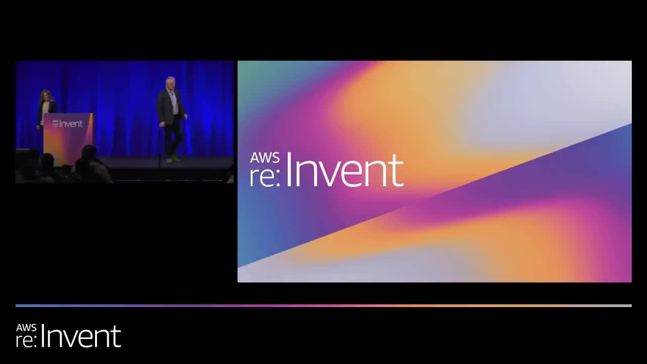 AWS re-Invent 2019- Amazon culture of innovation