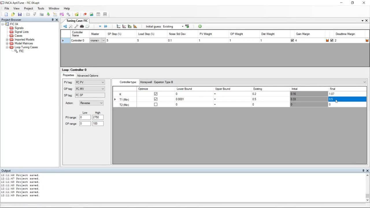 AptiTune Demo 4 - comparing AptiTune to ZN and Lambda