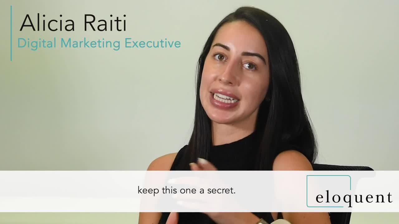 Alicia Eloquent Marketing