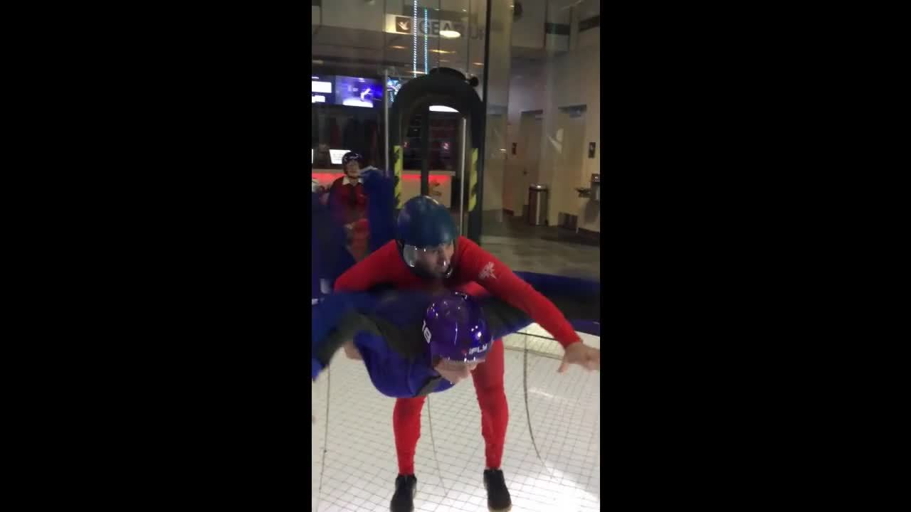 TGG blog - Miramont Pointe iFly Indoor Skydiving