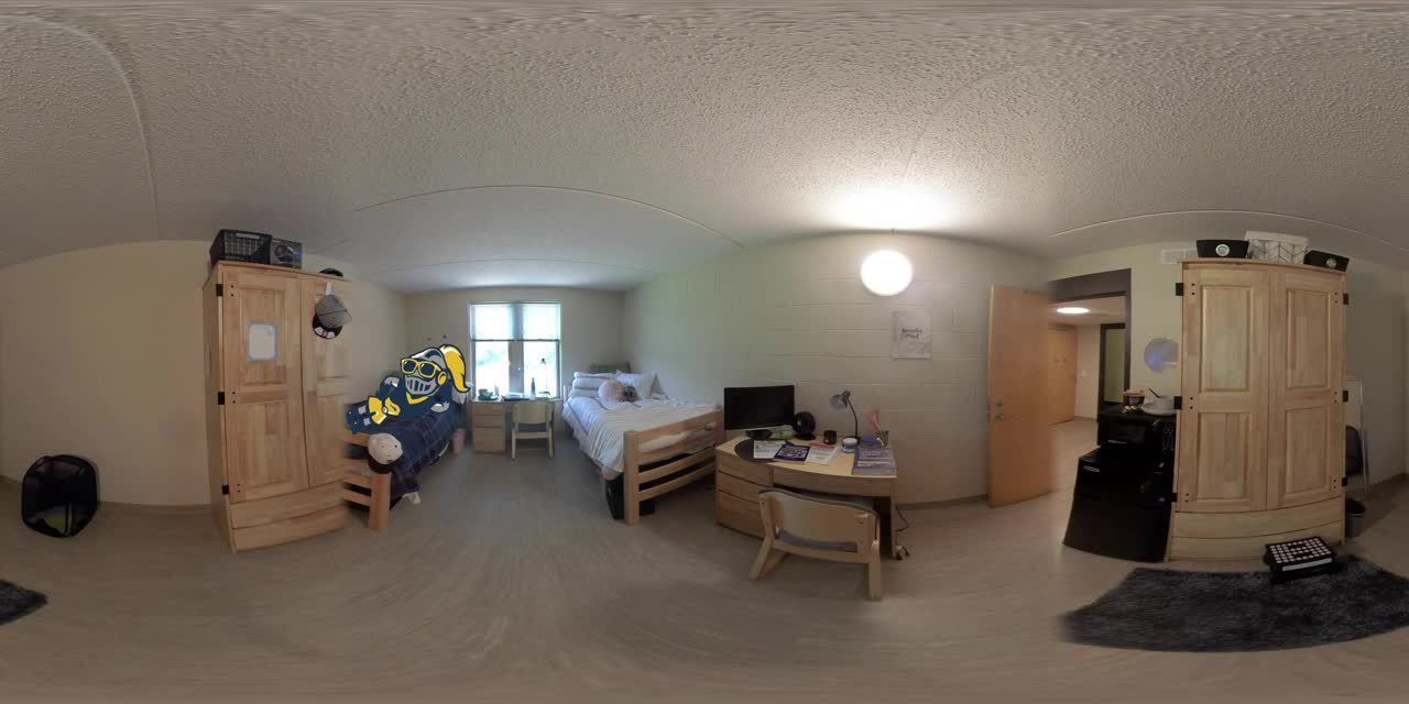Neumann University - Dorm Room 360