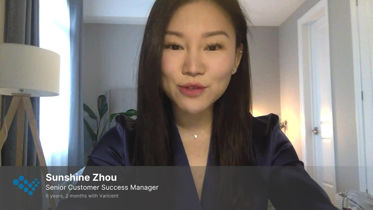 03_SunshineZhou - chief of staff