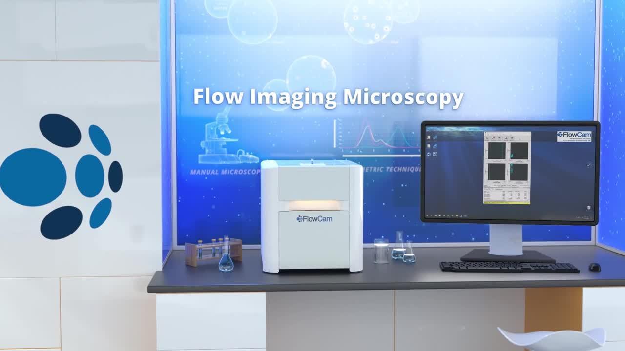 FlowCam FIM Video website