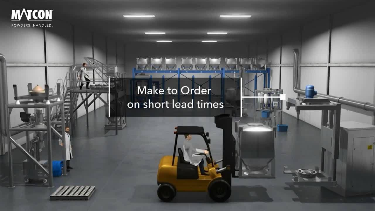 Matcon Powder Handling Systems