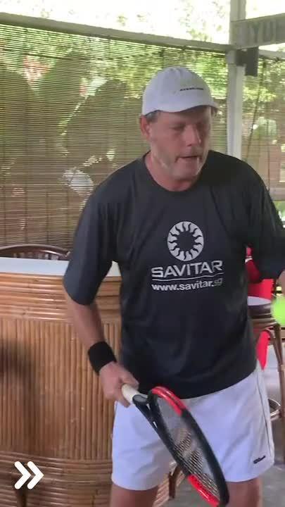 Challenge 3 - Tennis